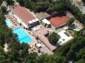 Foto aerea Centro Turistico